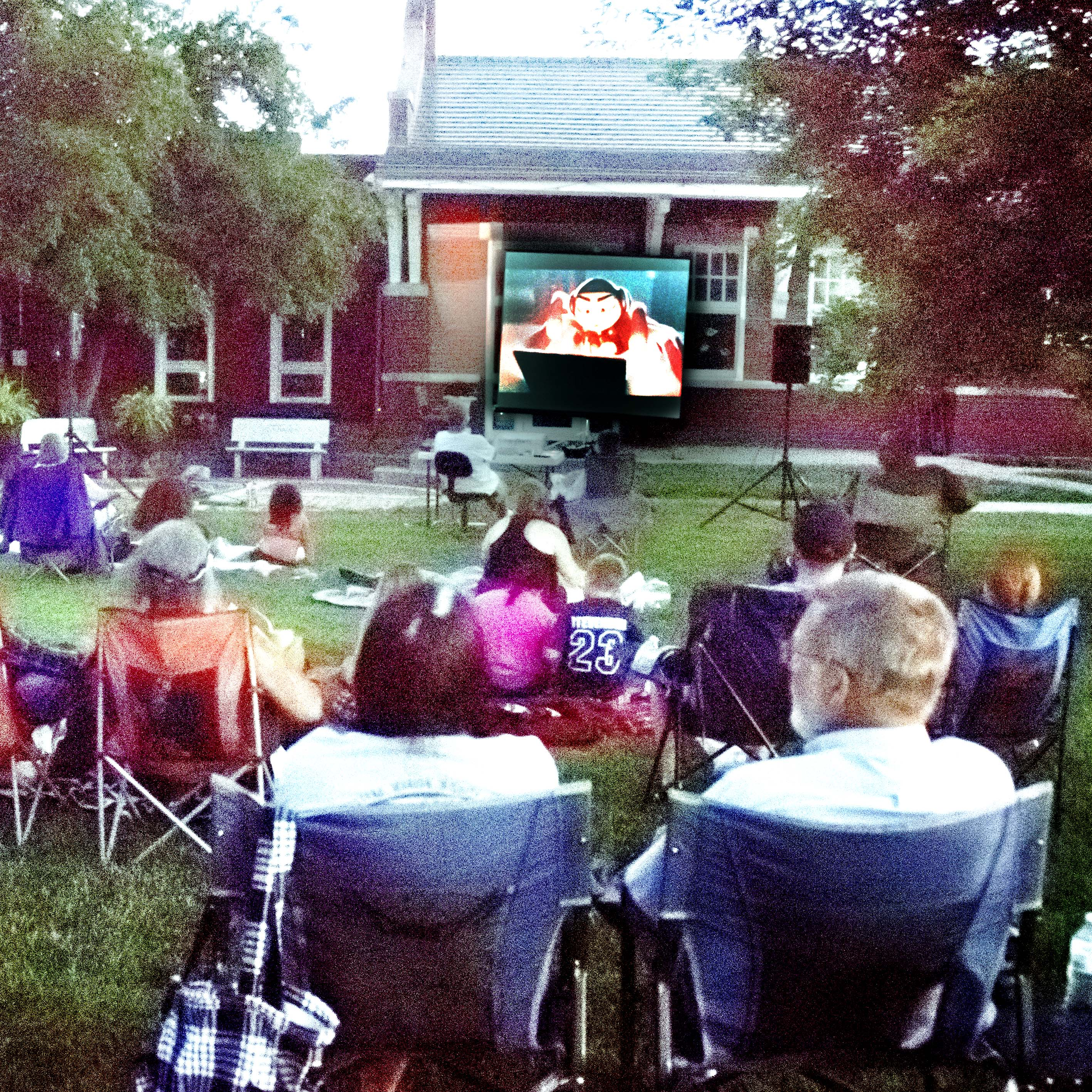 The Goessel volleyball team breezed through the competition at the Wheat State League tournament Saturday at Centre High School, winning every game it played by 10 or more points.