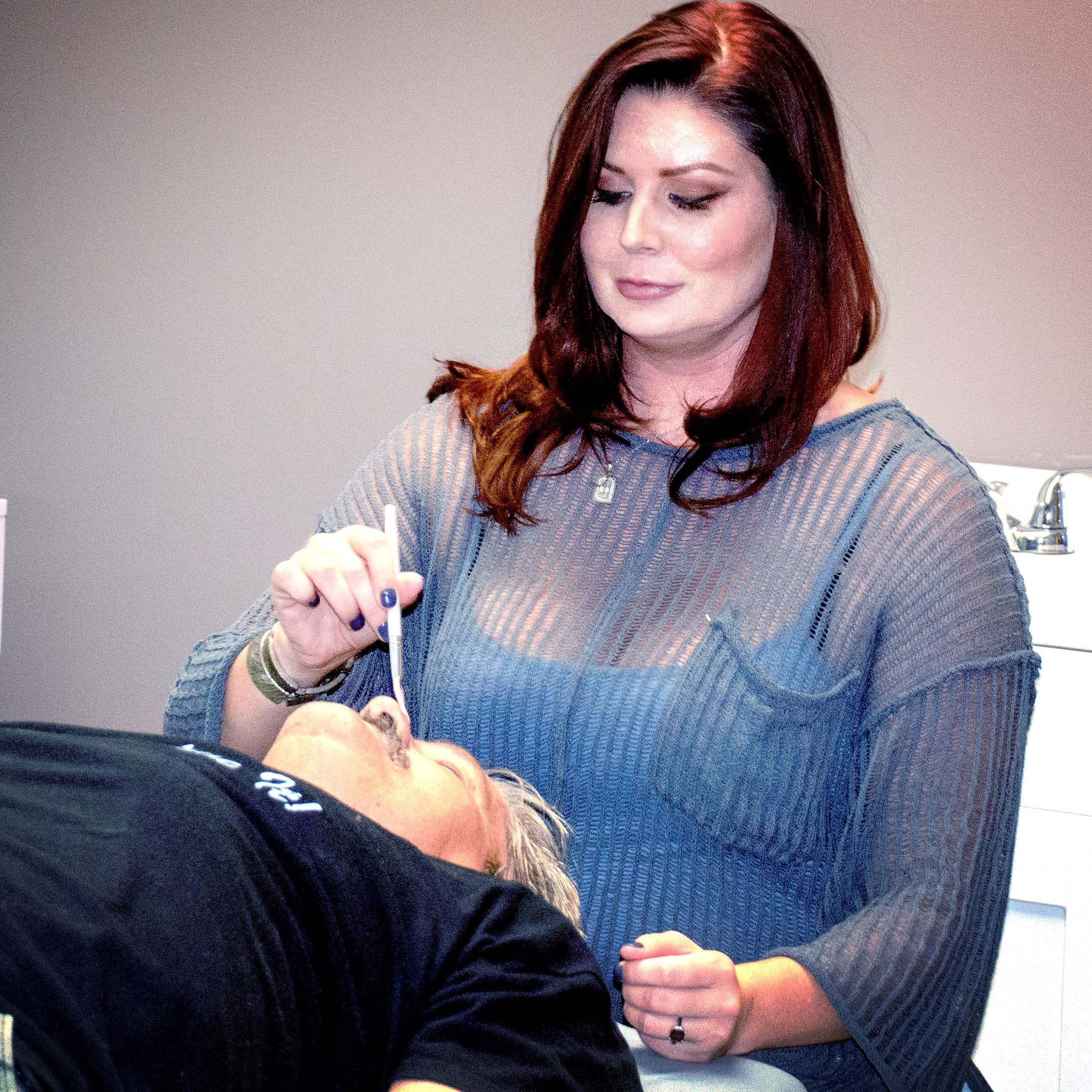Samantha Unruh fields a serve for Hillsboro during a match against Sunrise Christian Academy on Saturday during the annual Trojans Invitational tournament. Hillsboro won the match 21-25, 25-23, and advanced out of pool play to face Andale in the semifinal round. Andale won 25-20, 25-13, with the Trojans finishing fourth. Augusta was the tournament winner.