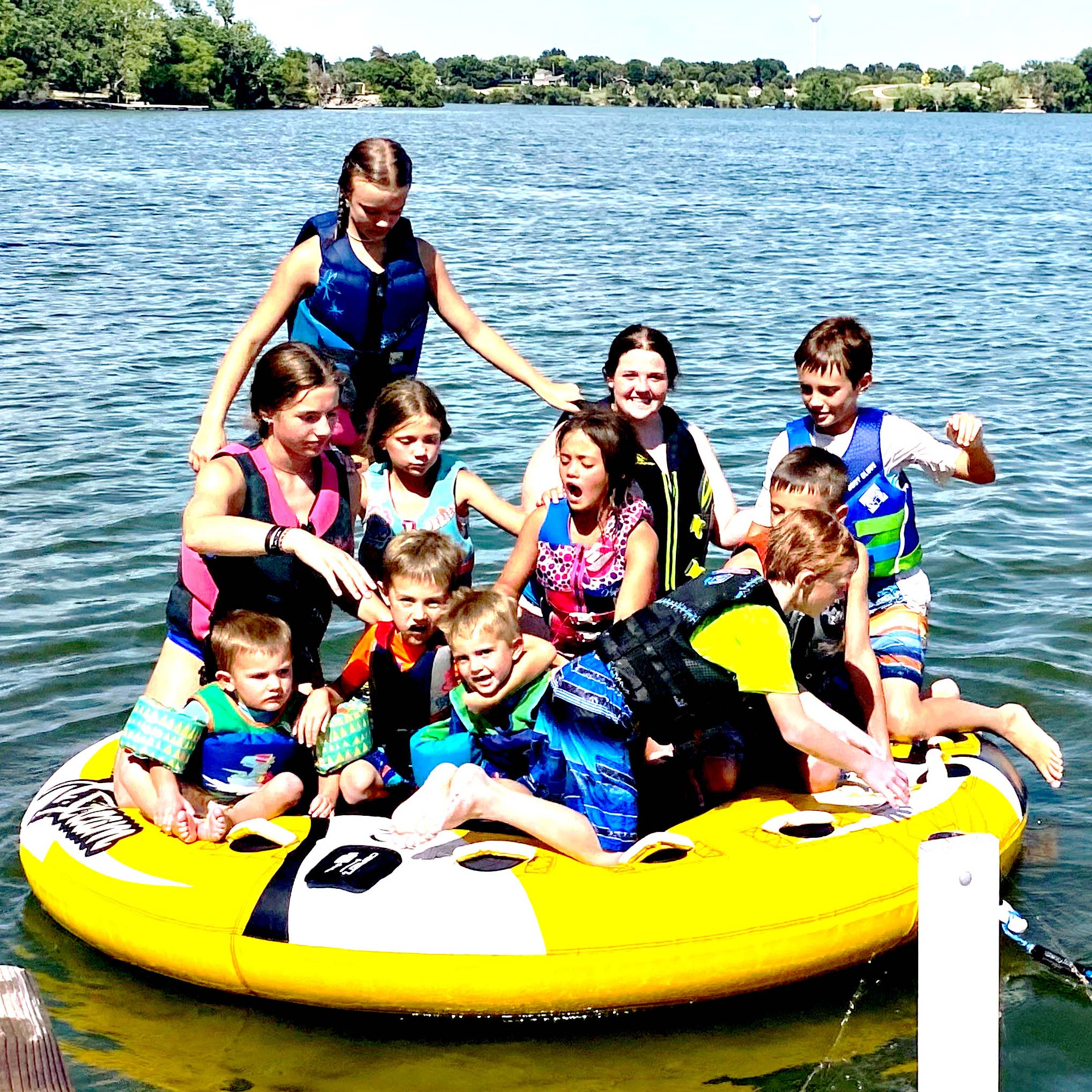 Hillsboro cross-country runner Emily Sechrist bolts to the lead Saturday in the Class 3A regional meet at Lake Afton, with teammate Karyn Leihy close behind. No one was close to Sechrist at the end of the race, as the senior phenom finished almost 30 seconds ahead of the second-place runner. Sechrist and Leihy both qualified for the state meet Friday at Rim Rock Farm near Lawrence, the course Sechrist won her first state championship on.